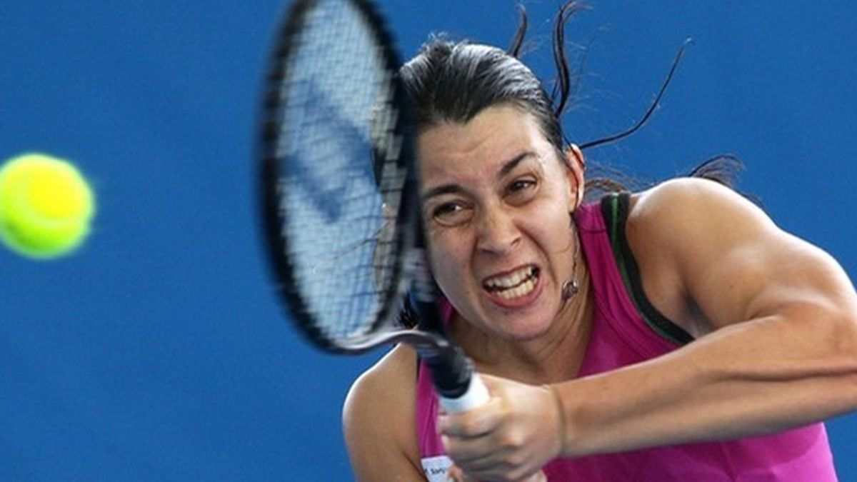 TENNIS 2011 Brisbane Marion Bartoli
