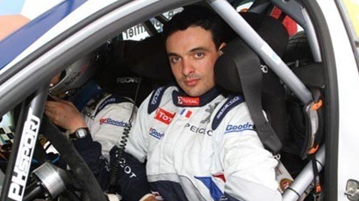 2011 IRC Bryan Bouffier