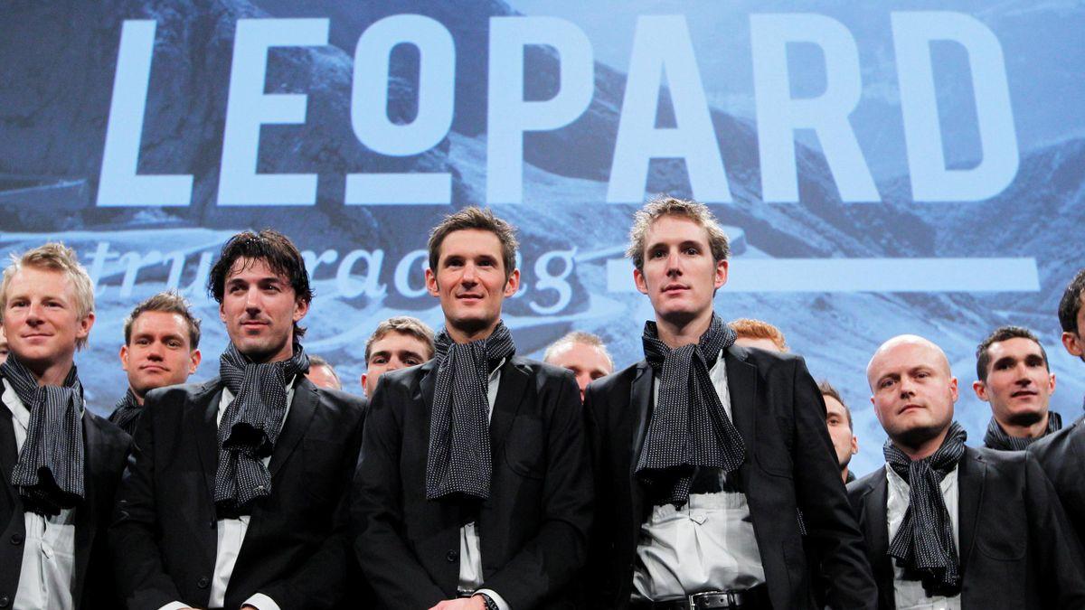 Leopard-Trek launch, January 2011