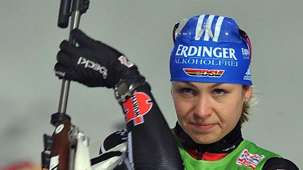 2011 Oberhof Magdalena Neuner