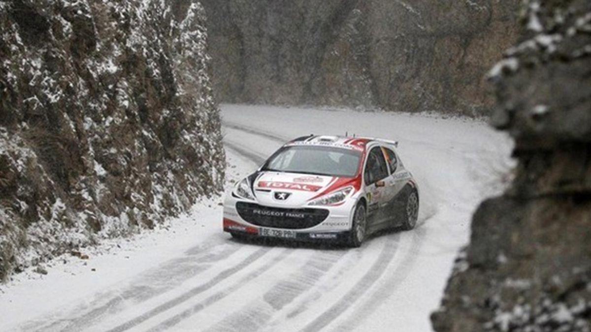 2011 Monte Carlo Peugeot Bouffier