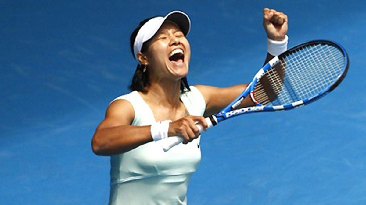 Na Li Australian Open