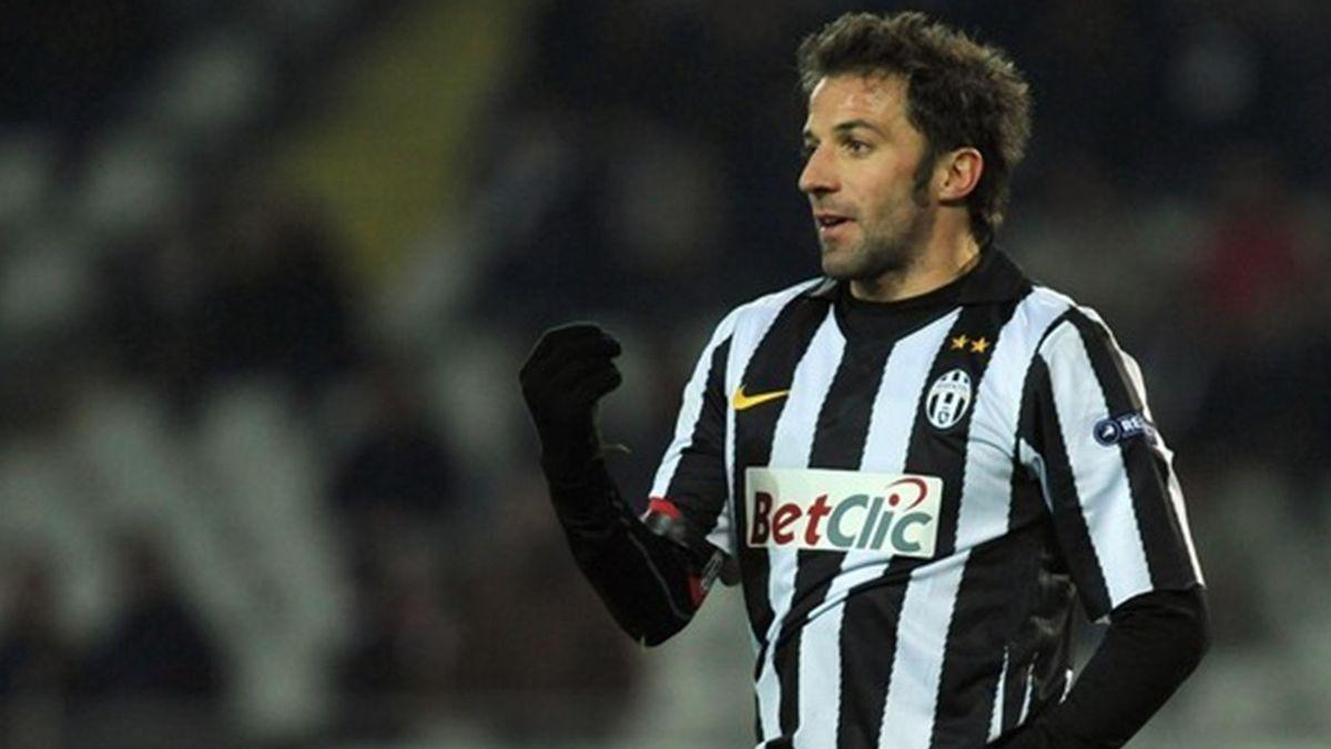 Del Piero pens new deal - Eurosport