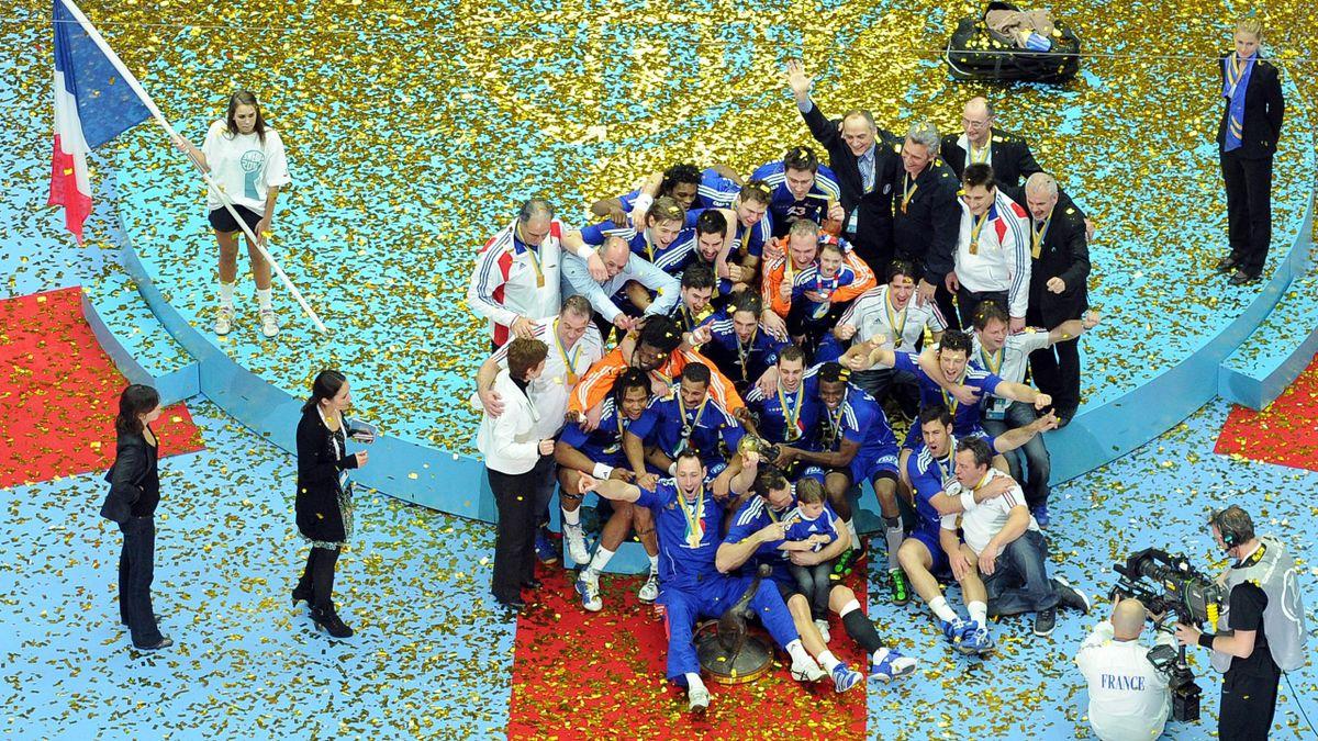 France world champion handball