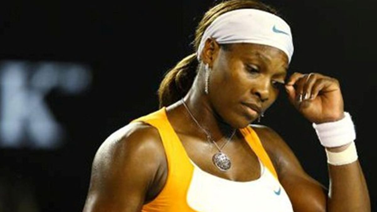 TENNIS 2010 Serena Williams