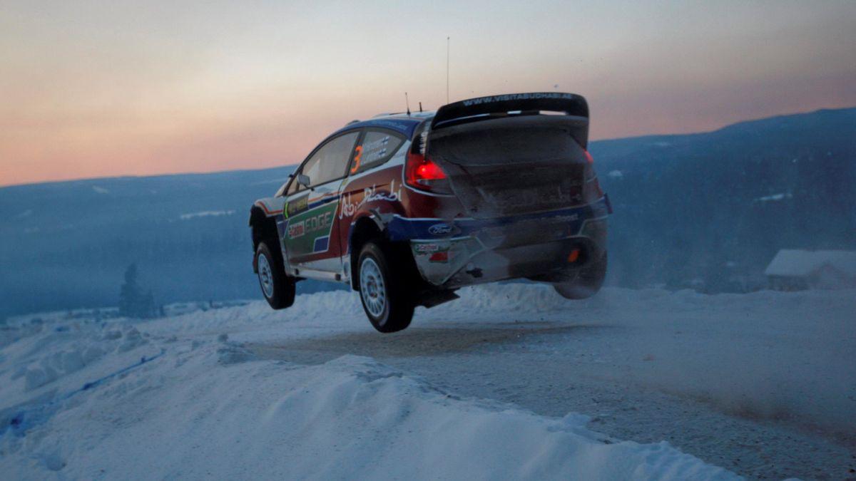 2011 Sweden Ford Hirvonen