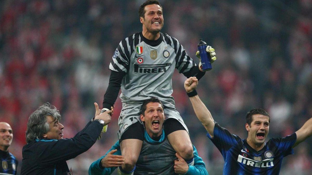 2010/11 finala Champions League, Inter - Bayern 2-0