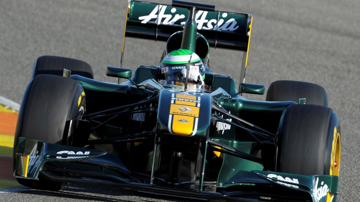 FORMULA ONE Heikki Kovalainen