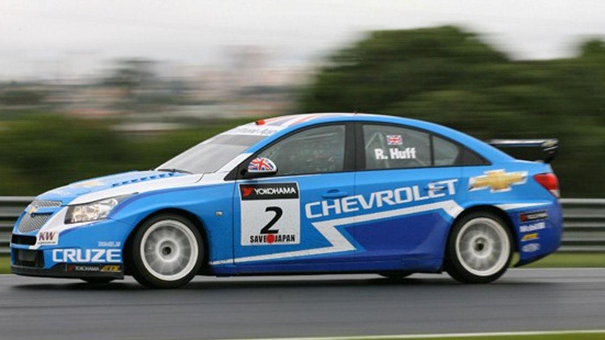 2011 Curitiba Chevrolet Huff