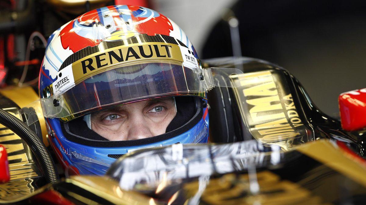 2011 GP d'Australie Renault Petrov