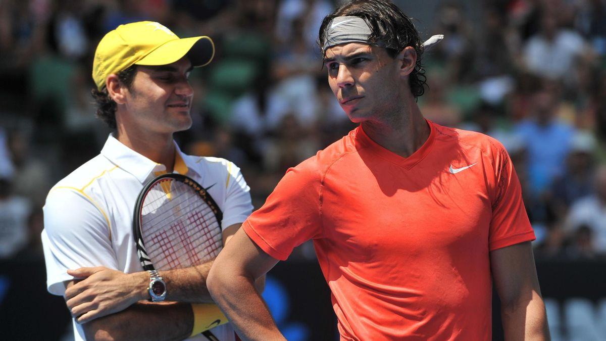 Présentation Madrid : Nadal, Djokovic, Federer, Thiem