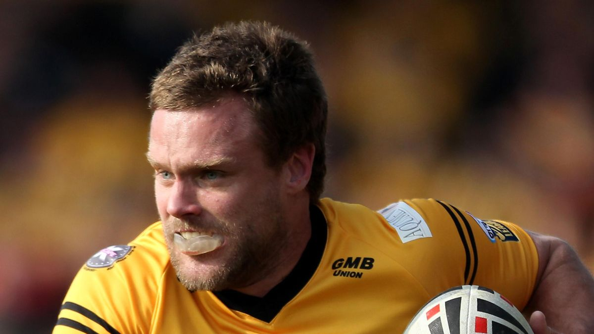 Nick Youngquest, Castleford Tigers