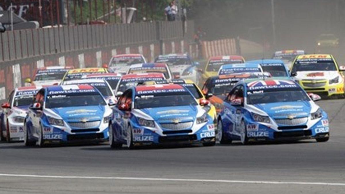 2011 Zolder Chevrolet Huff Menu Muller