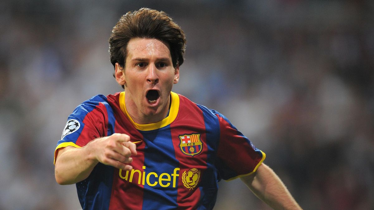Lionel Messi Real Madrid Barcelona