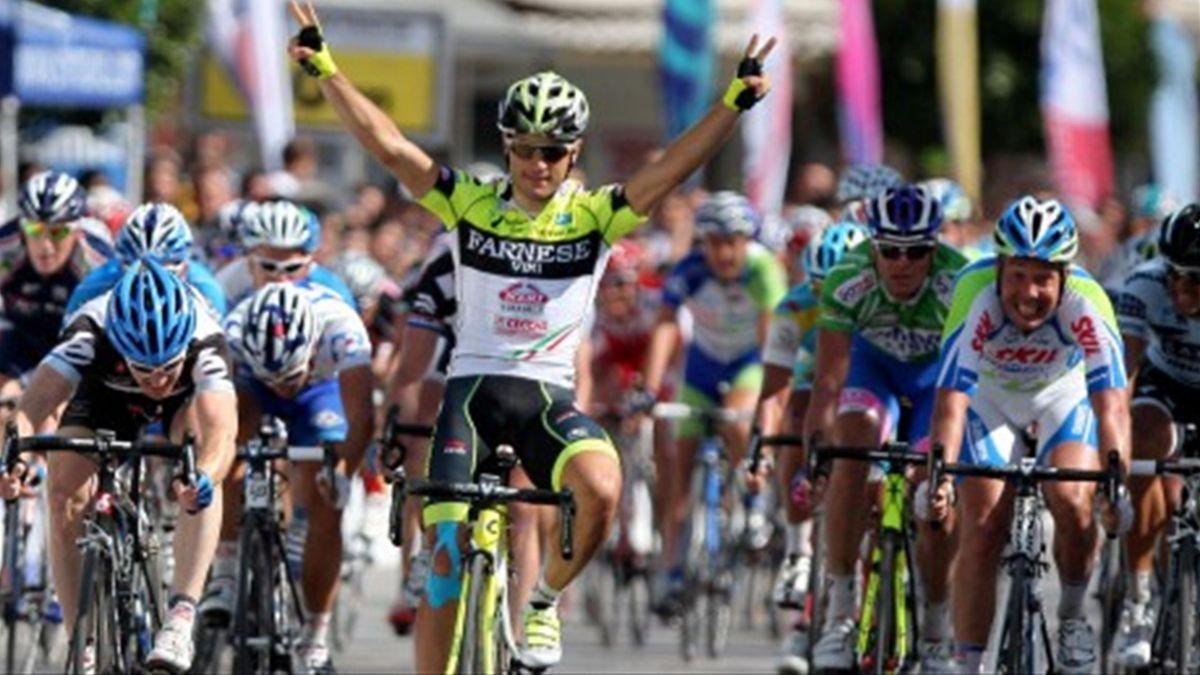 2011 Tour of Turkey Andrea Guardini
