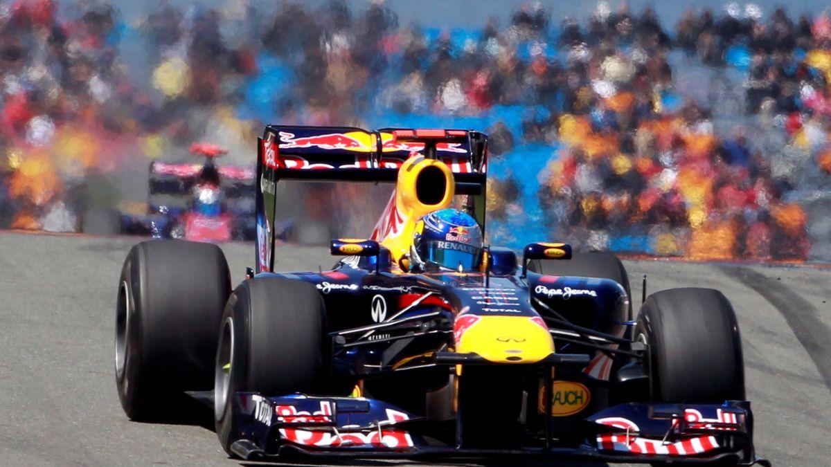 sebastian vettel, formula 1, türkiye