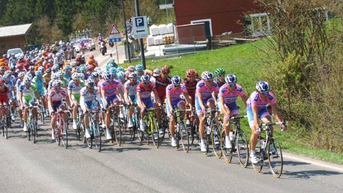 Lampre Giro del Trentino 21.04.2011