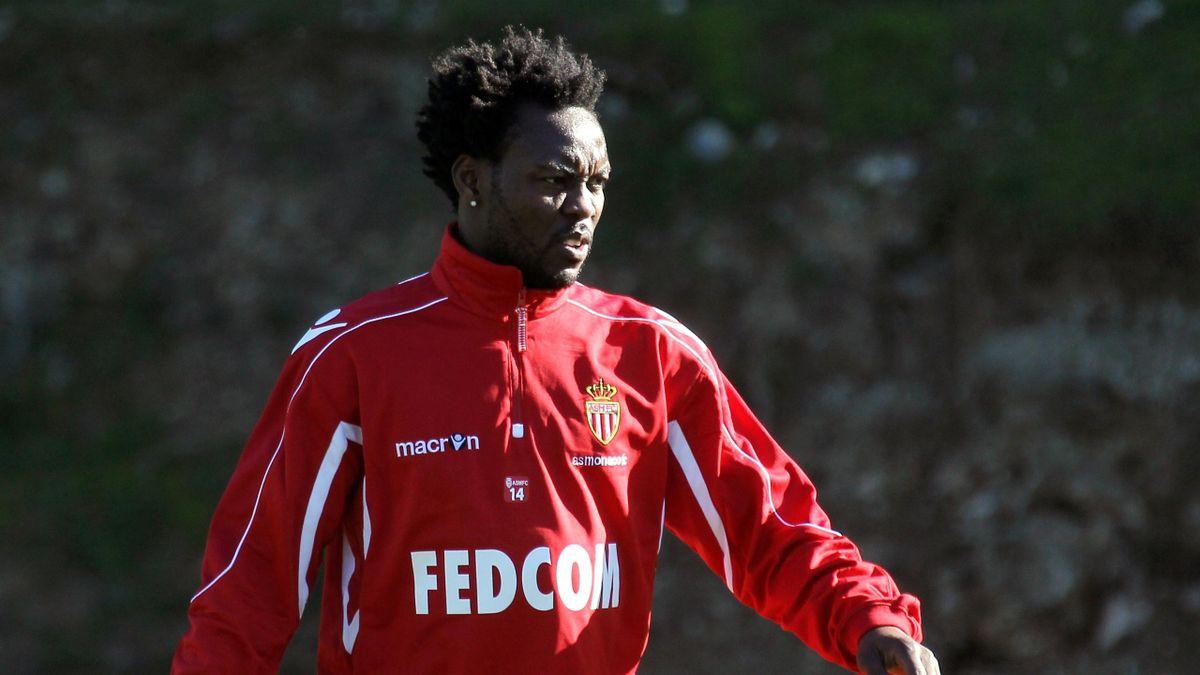 FOOTBALL 2011 Monaco Pascal Feindouno
