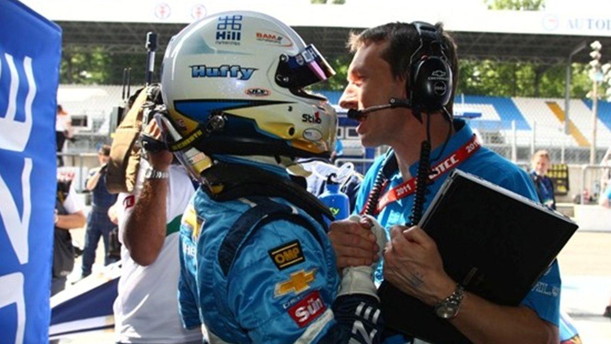 2011 Monza Chevrolet Huff