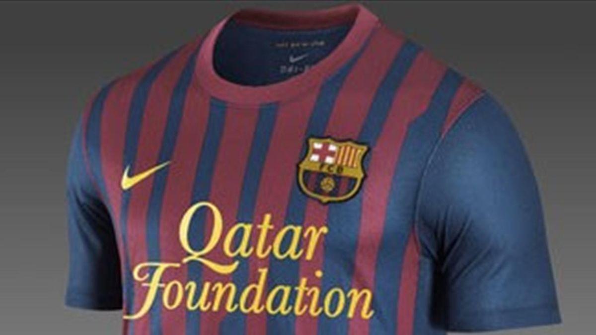 Qatar Fundation Barcelona barcelona 2011-2012