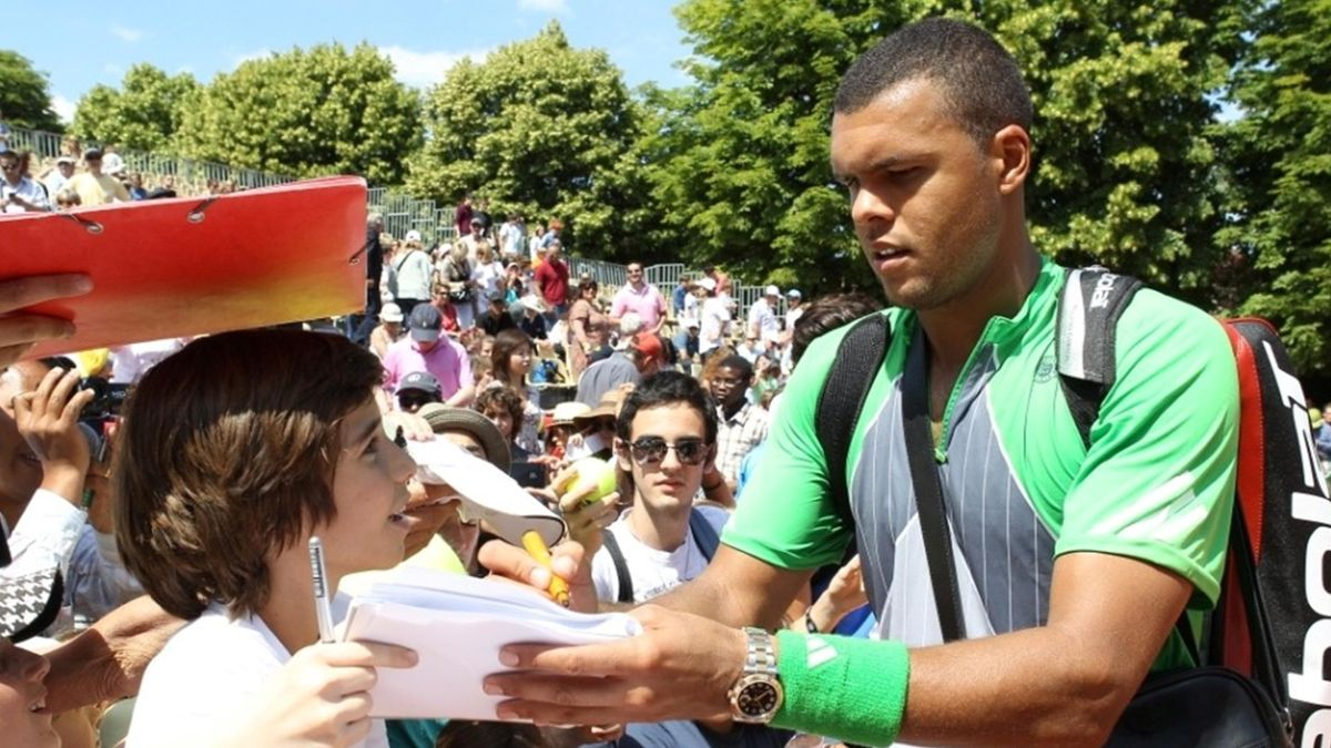 Jo-Wilfied Tsonga, Mary Cor, 2011