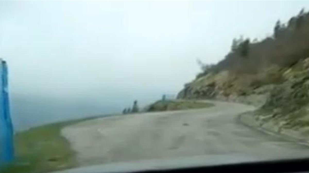 Monte Crostis video