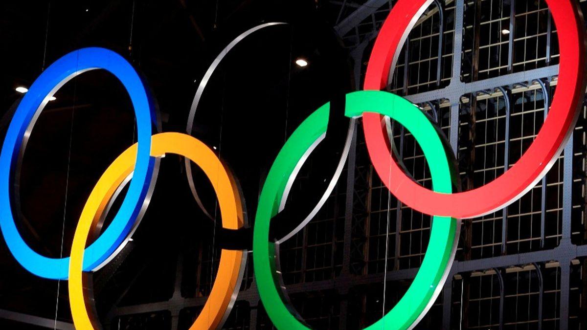 Olympic rings, generic