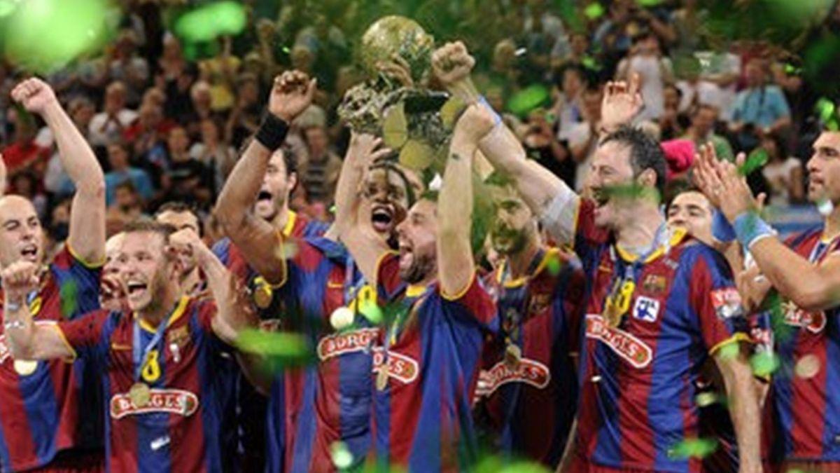 FC Barcelona Handball Final4 29.05.2011