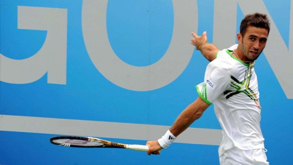 marsel ilhan, queen's club, londra, 2011