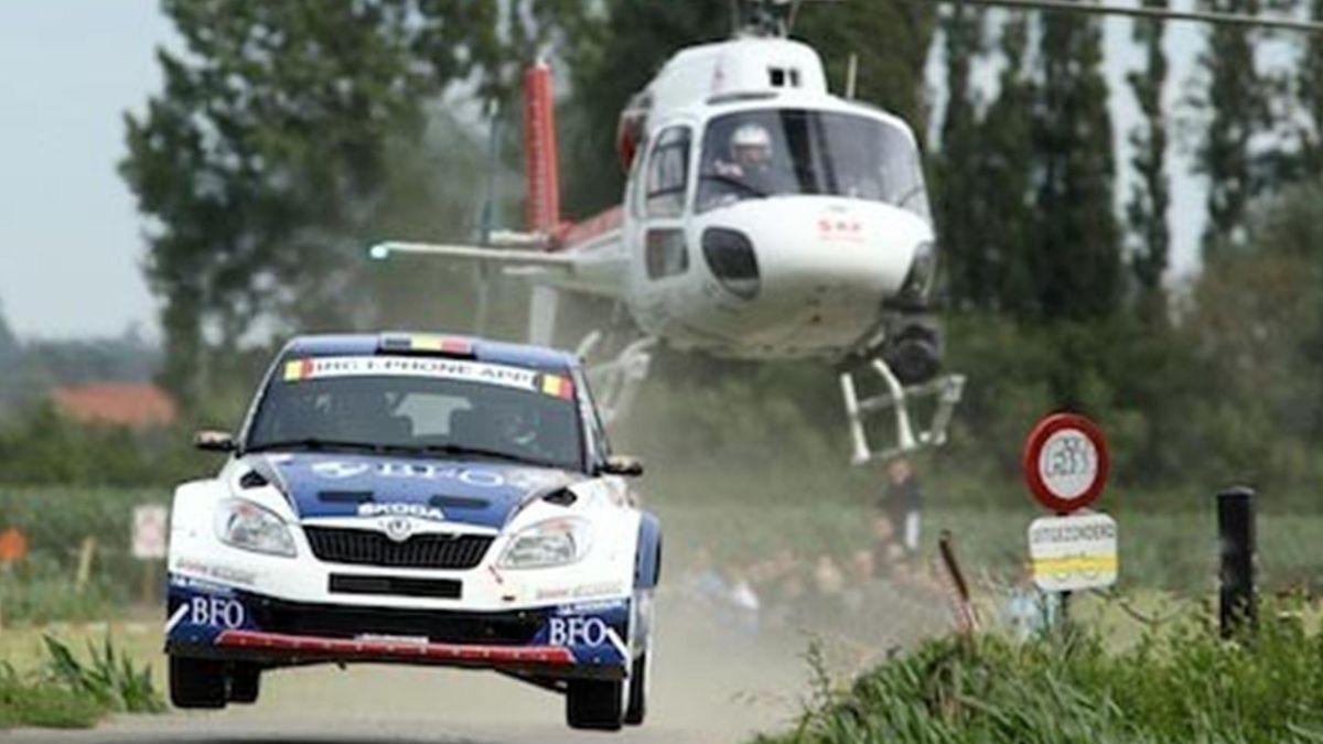 2011 Rally Ypres Freddy Loix