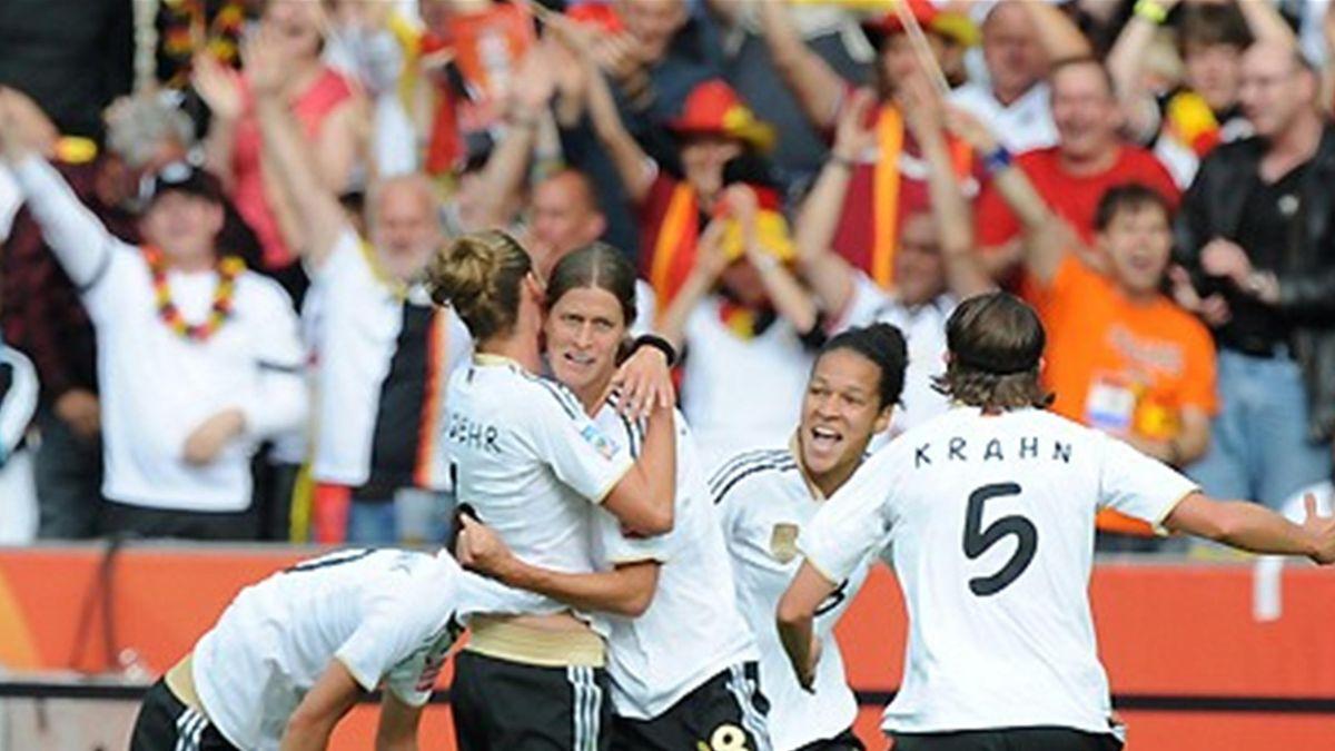 FOOTBALL Germany Women 2011