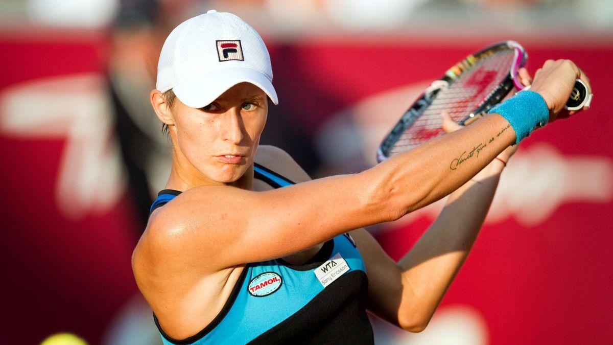 TENNIS WTA Bastad Swedish Open Polona Hercog