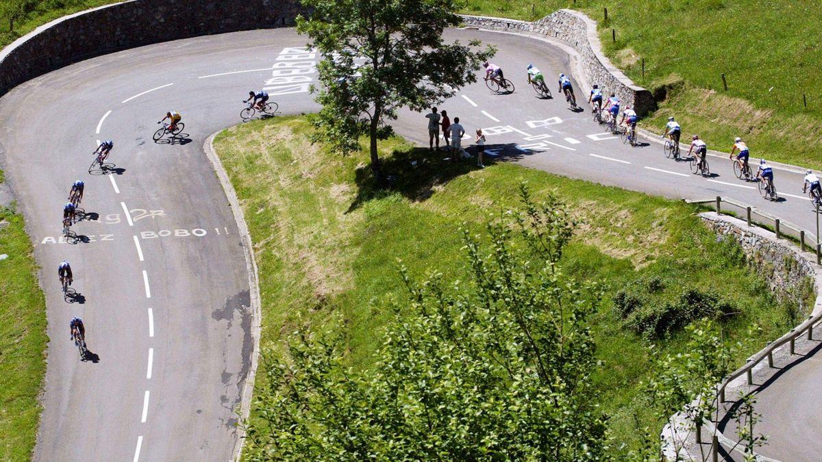 2011 Tour de France Pyrenees