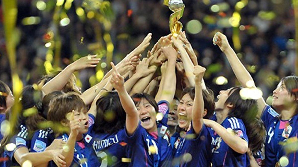 WM 2011 Japan USA