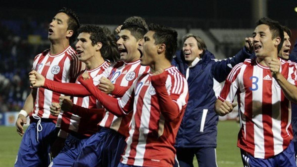 2011 Copa America Paraguay