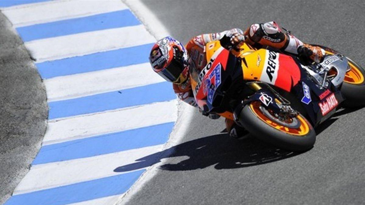2011 GP des Etats-Unis Honda Stoner