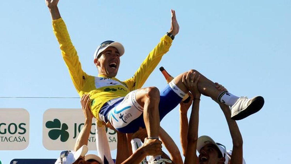 Ricardo Mestre Vuelta Portugal 2011