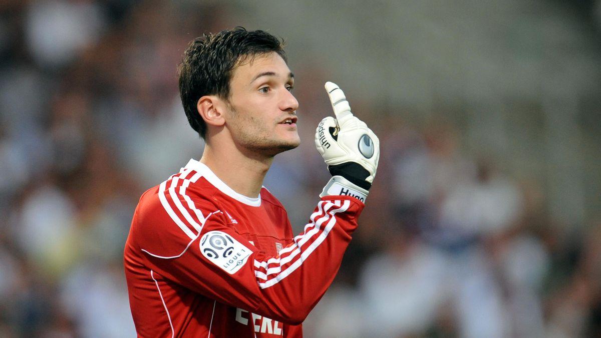 Ligue 1 2011/2012 Lyon Lloris