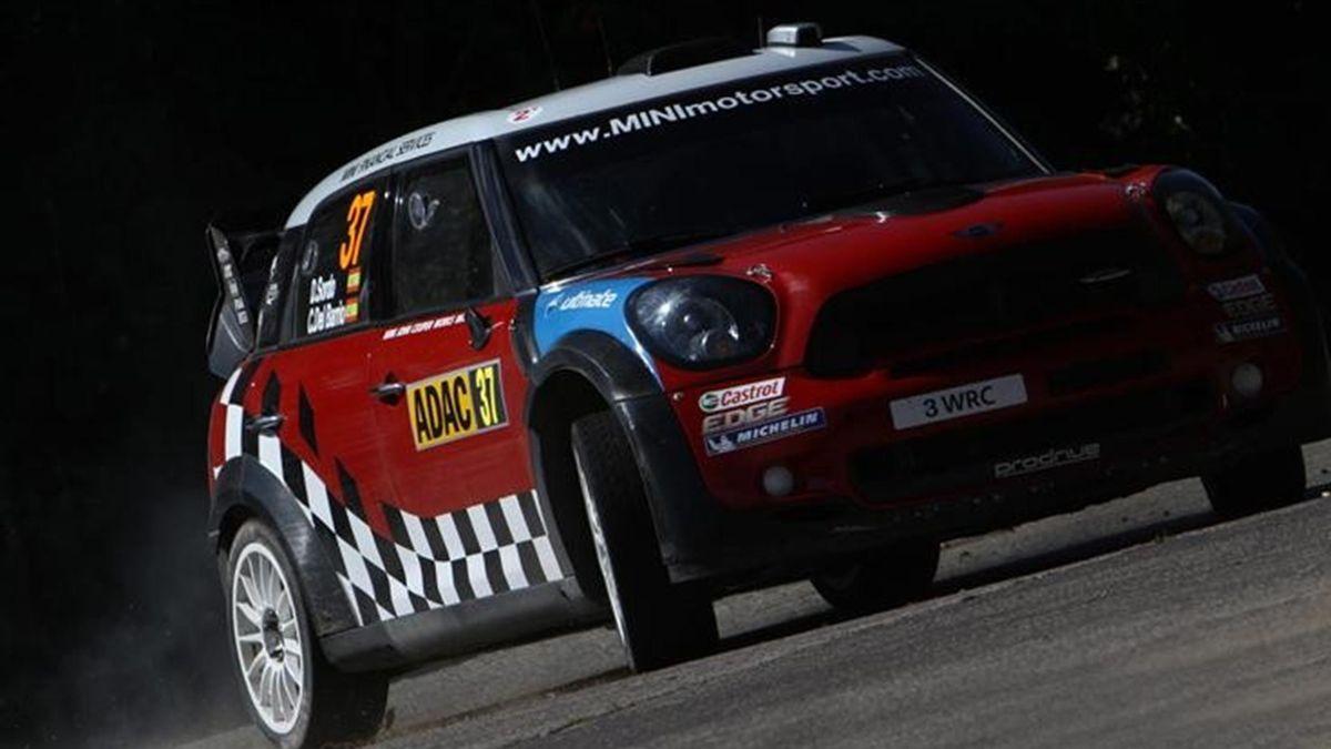 2011 Rally Alemania Dani Sordo  Mini