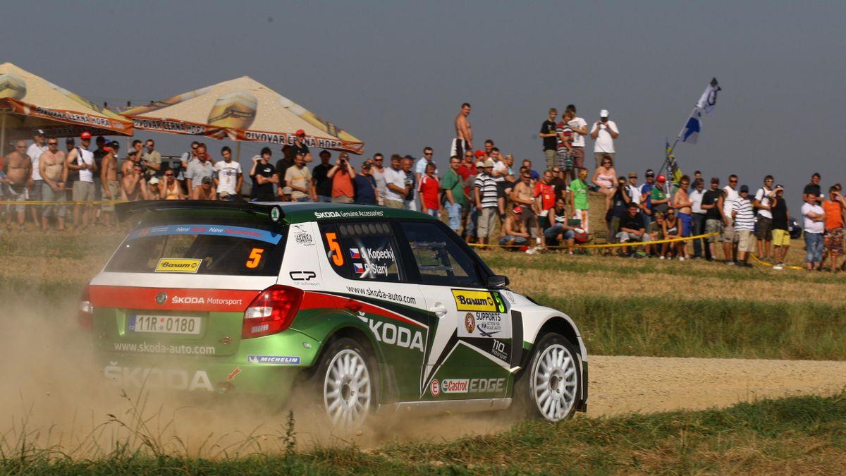2011 Zlin Rally Skoda Kopecky