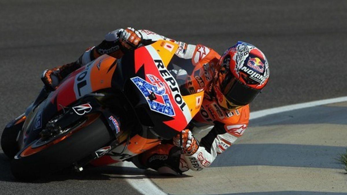 2011 GP d'Indianapolis Honda Stoner