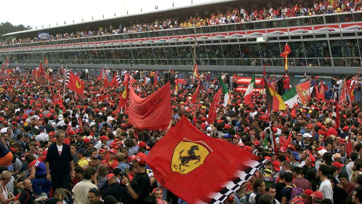 Monza, Italy, Ferrari generic
