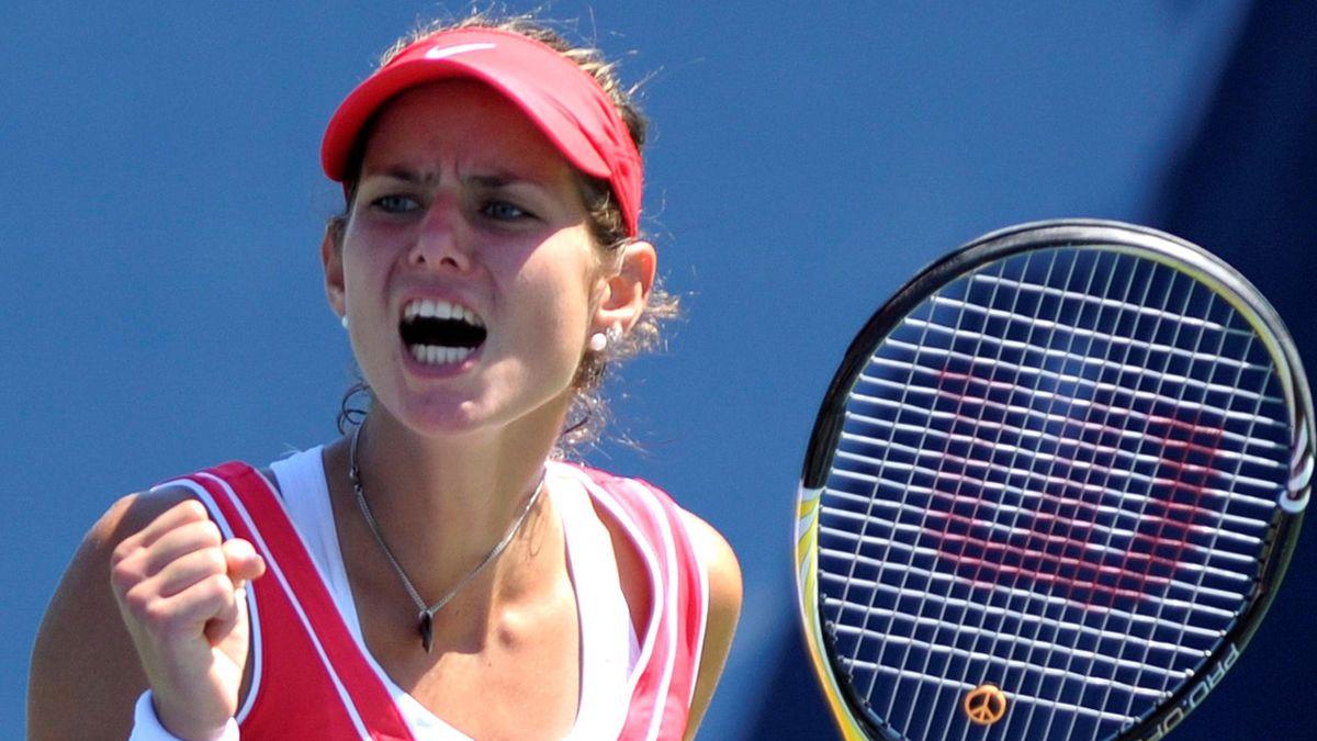 2011 Tennis US Open New York Julia Görges