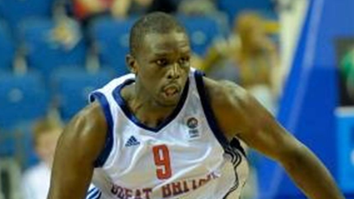 Luol Deng of Great Britain