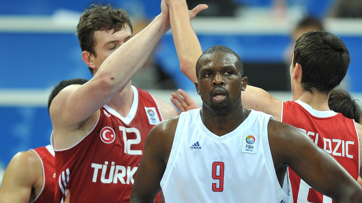 Great Britain's Deng after defeat to Turkey