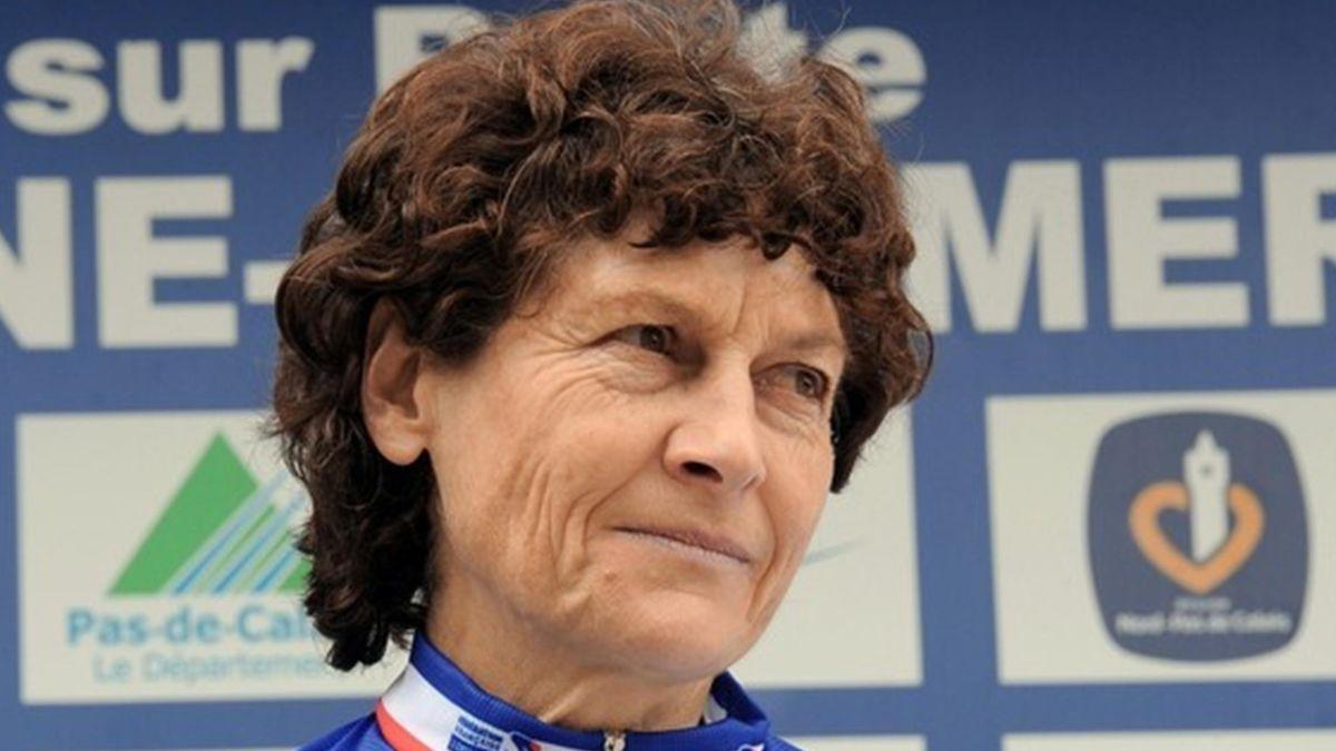 CYCLING 2011 Jeannie Longo