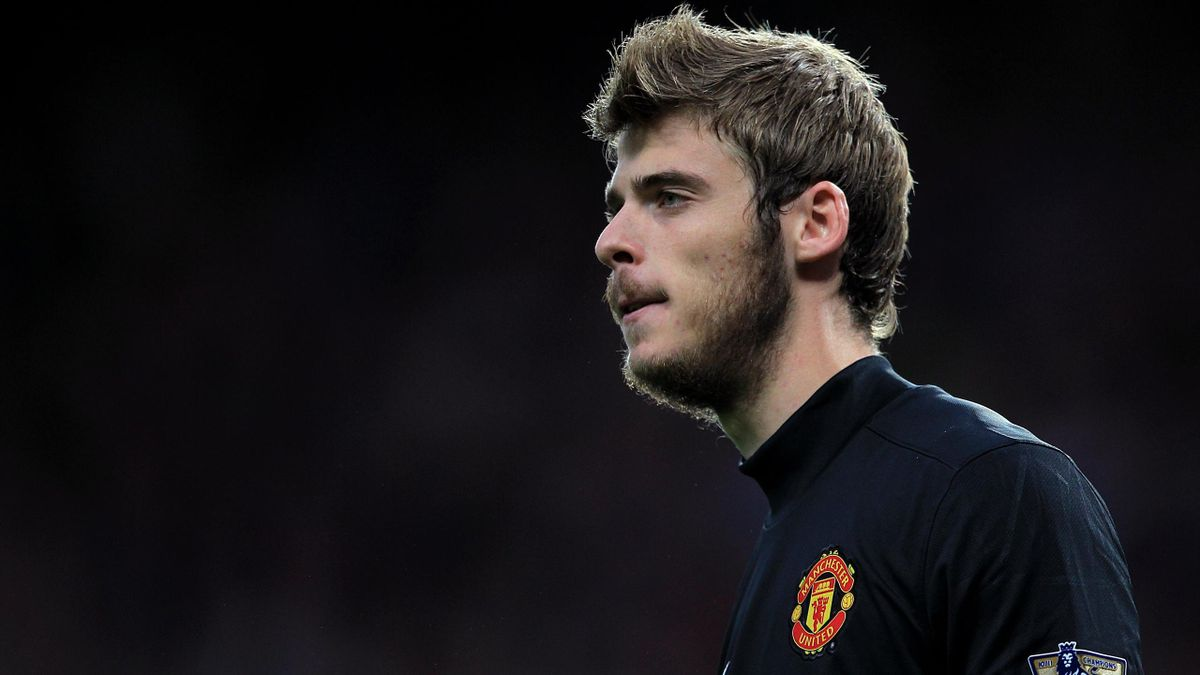 2011-12 Premier League Manchester United goalkeeper David de Gea