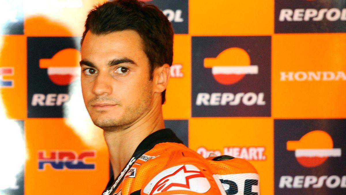 Pedrosa has six podiums this season but no victories (Reuters)