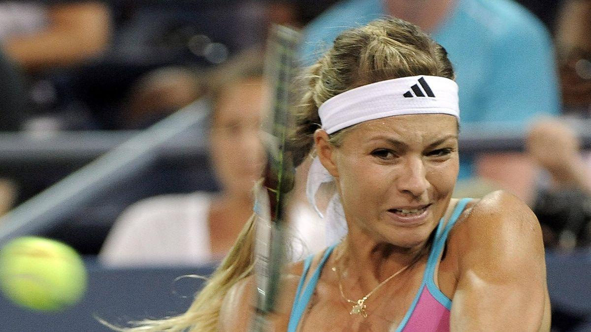 2011 Tennis WTA Guangzhou Maria Kirilenko