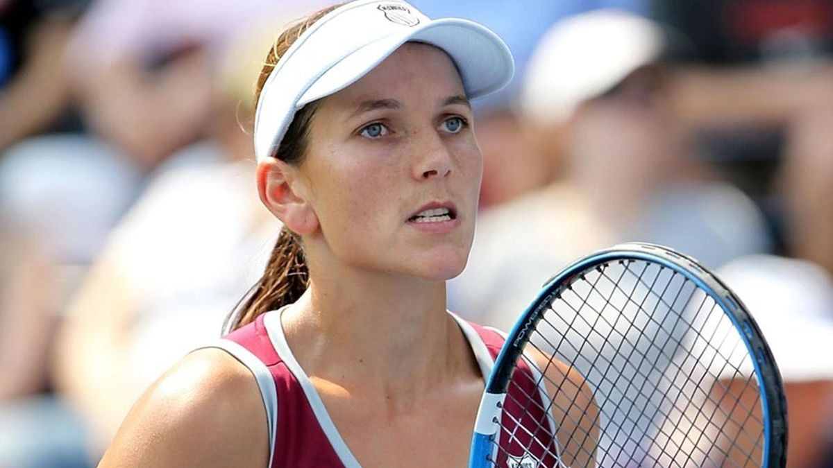 2011 TENNIS South Africa's Chanelle Scheepers